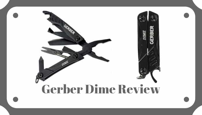 Gerber Dime Review