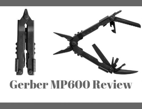 Gerber MP600 Review – A Military Issue Multi Tool