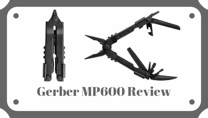 Gerber MP600 Review