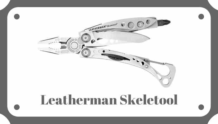 Leatherman Skeletool Review