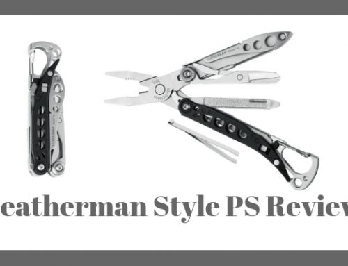 Leatherman Style PS Review – TSA Compliant Multi Tool
