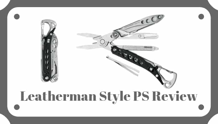 Leatherman Style PS Review