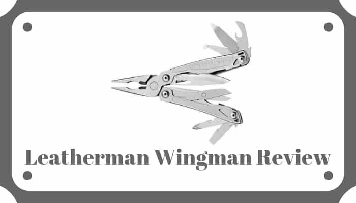 Leatherman Wingman Review