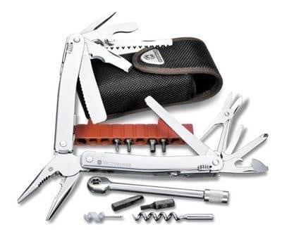 SwissTool multi tool for fishing