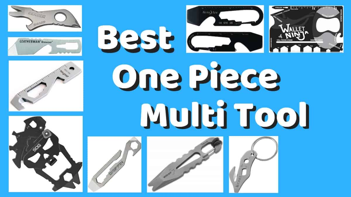 Best One Piece Multi Tool Review