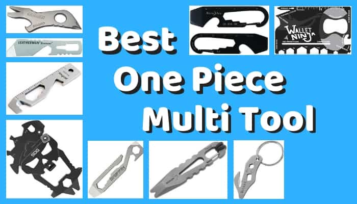 Best one piece multi tool