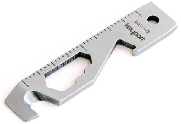 Keyport one piece multi tool