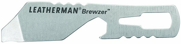 Leatherman Brewzer one-piece multi-tool
