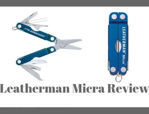 Leatherman Micra Review – The Go Anywhere Multi-Tool