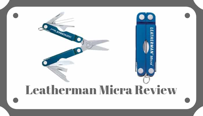 Leatherman Micra Review