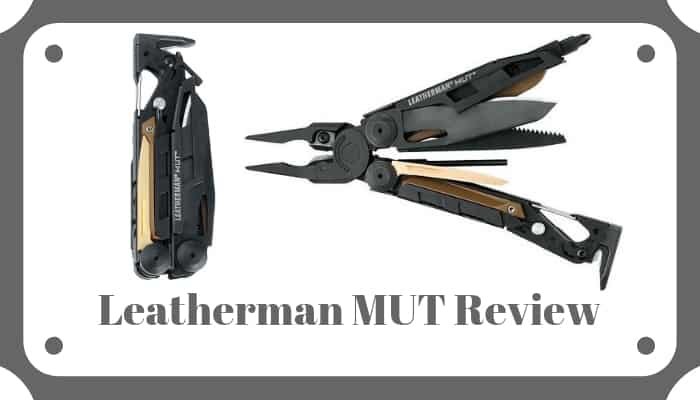 Leatherman Charge Tti Review Titanium Frame Amp S30v