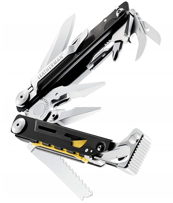 Leatherman Signal Review Opening