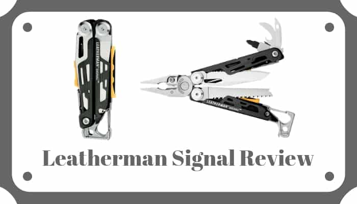 Leatherman Signal Review