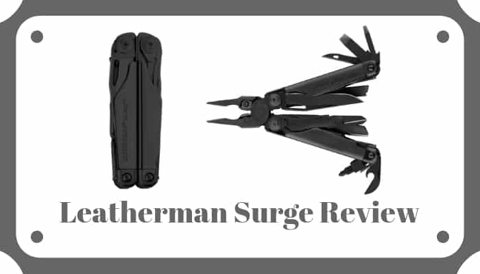 Leatherman Surge Review