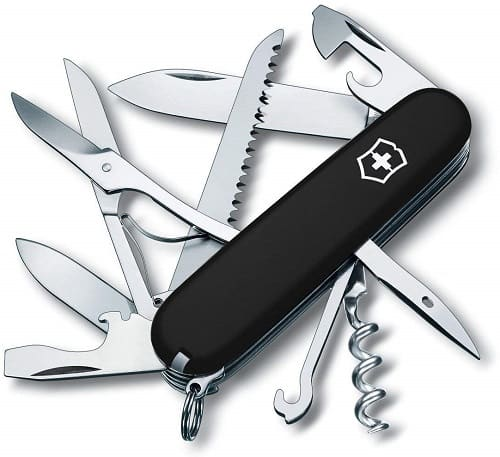 Swiss Army Knife with corkscrew
