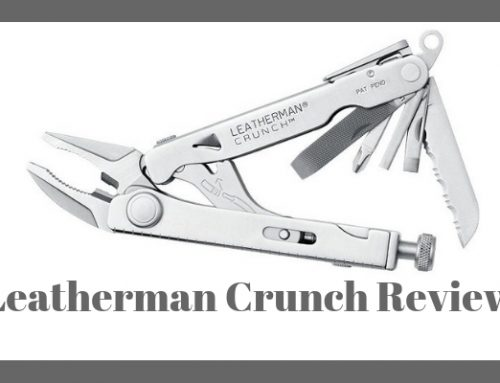 Leatherman Crunch Review – Locking Pliers Multi Tool