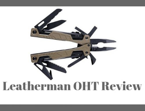 Leatherman OHT Review – One Handed Open Multi Tool