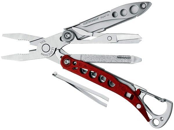 Leatherman Style Keychain Multi Tool