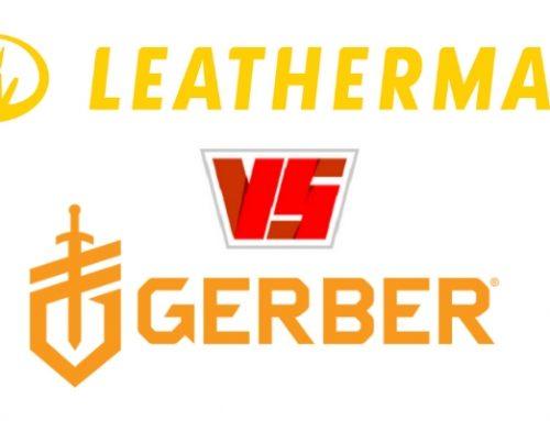 Leatherman vs Gerber – Battle of the Big Multi Tool Makers