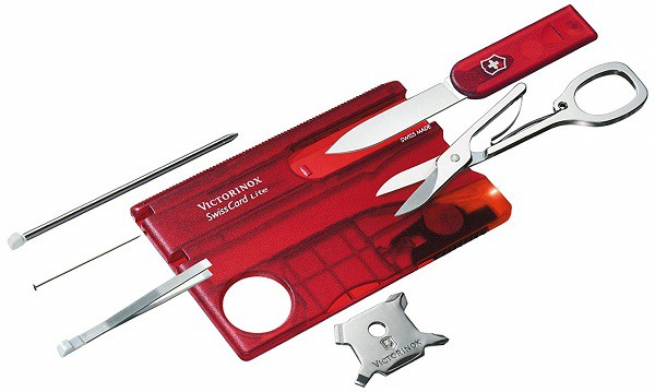 Victorinox Swisscard Multi Tool with Pen