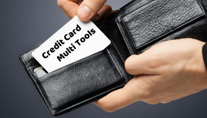 Best Multi Tool Credit Cards