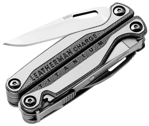 Leatherman Charge+ TTi multi tool review