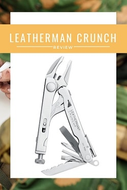 Leatherman Crunch Review