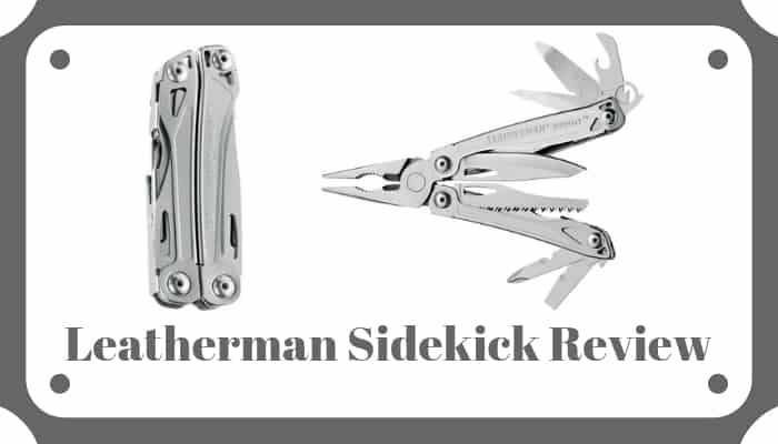 Leatherman Sidekick Review