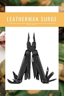 Leatherman Surge Review