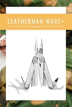 Leatherman Wave Plus Review