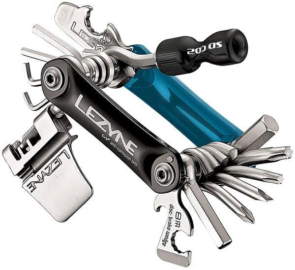 Lezyne co2 cycling multi tool
