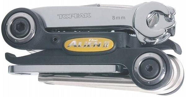 Topeak Alien II bicycle multi tool