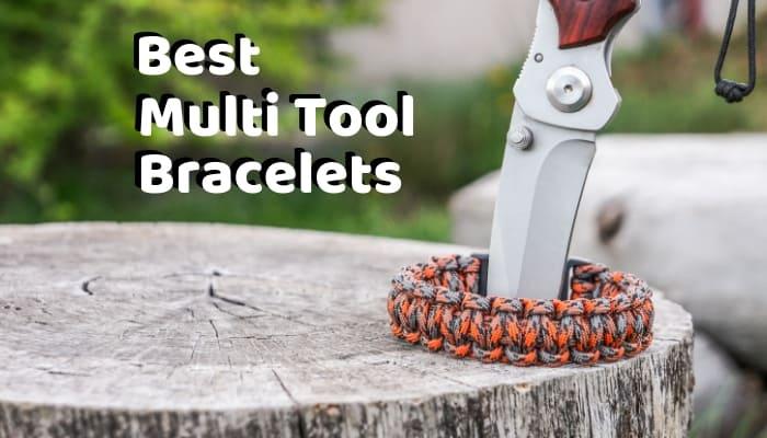 Best Multi Tool Bracelet – Leatherman Thread & Survival Paracord Bracelets