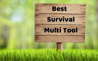 Best Survival Multi Tool