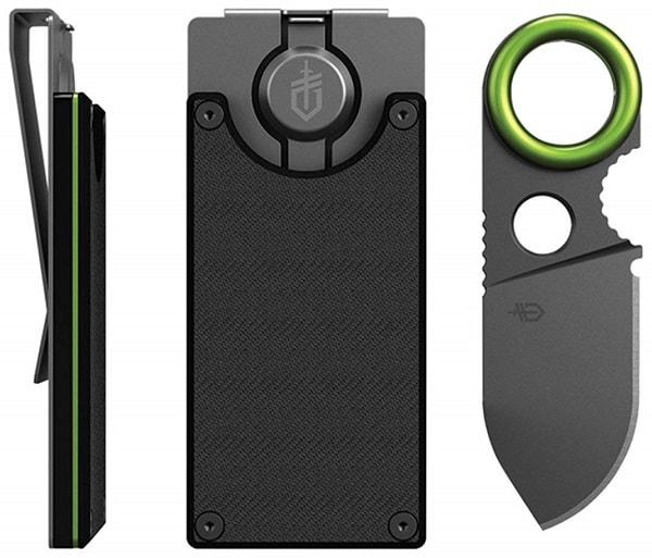 Gerber GDC Money Clip Multi-tool Knife