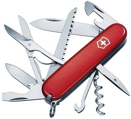 Huntsman Swiss Army Pocket Knife