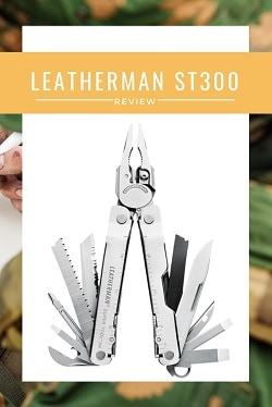 Leatherman Super Tool 300 Review