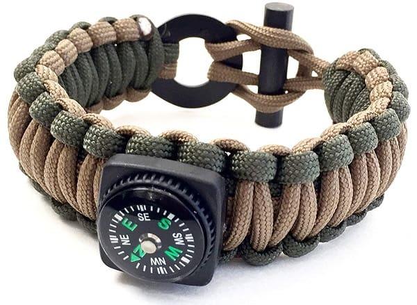 Paracord Kit Multi Tool Bracelet