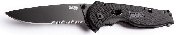 SOG Flash II Folding Pocket Knife