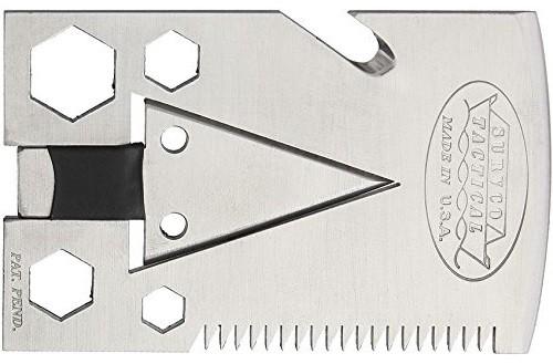 Survival Credit Card Multi Tool