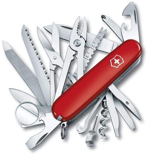 Swiss Army Knife Pocket Tool