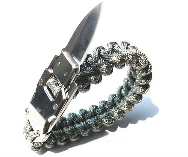 Werewolves Survival Bracelet Multi Tool