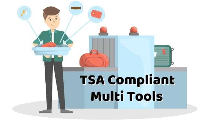 TSA Compliant Multi Tools