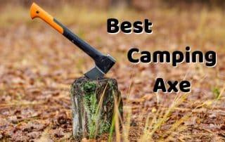 Best Camping Axe