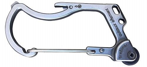 Carabiner TSA Compliant Multi Tool