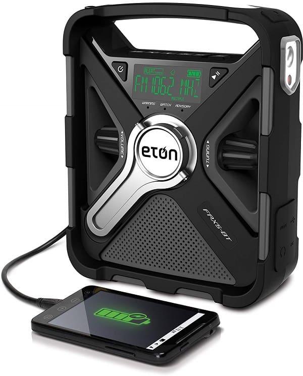 Eton Outdoor Emergency Weather Radio