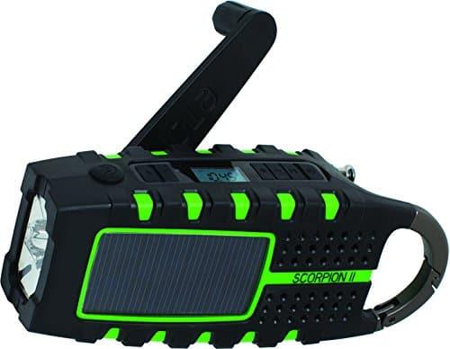 Eton Scorpion 2 Portable Emergency Radio