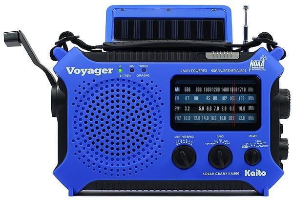 Kaito Emergency Weather Alert Radio