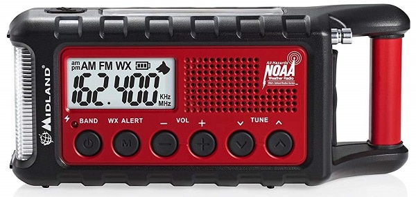Midland Emergency Crank Survival Radio