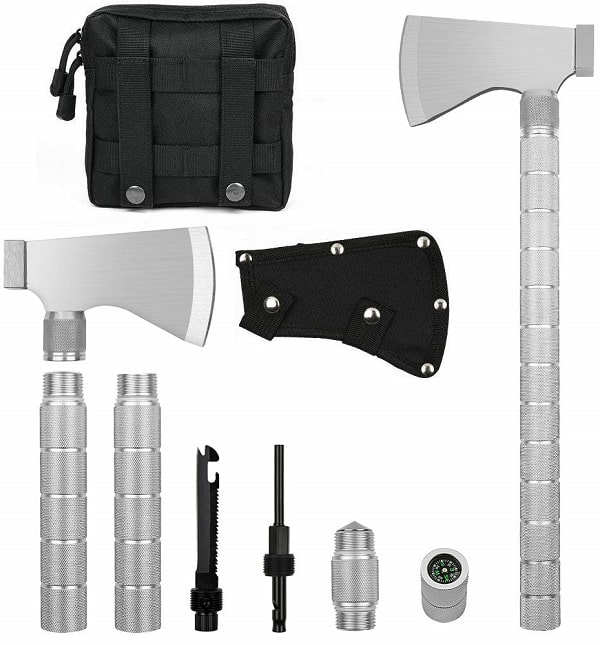 Multi Tool Survival Hatchet